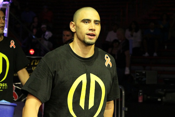 Ali Hanjani (Photo Credit: Sherdog.com/Will Fox)
