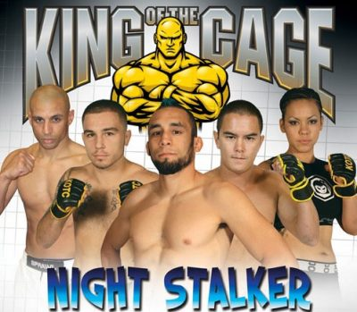 King of the Cage - Night Stalker