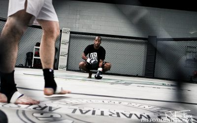 MMA Fighter Chris Culley