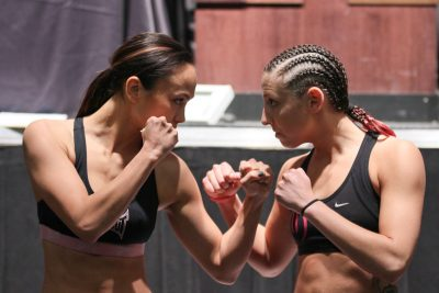Jackson's MMA Series VII Weigh In