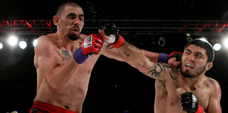 Henry Martinez UFC 143