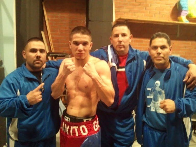Boxer Yoel Gonzalez