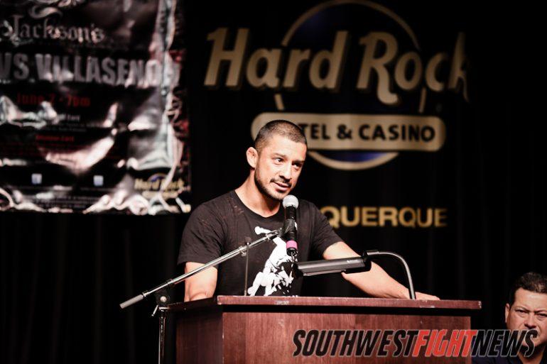 Jackson's MMA Series VIII Villasenor vs. Liles - Joey Villasenor