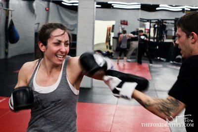 Jackson's Fighter Heather Clark