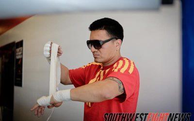 Muñoz Ready to Take on John Revish