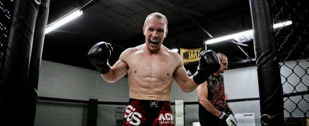 Fight Week Gallery: Travis Marx