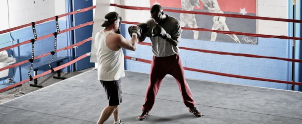 Austin Trout and Louie Burke on Las Cruces PAL Gym History