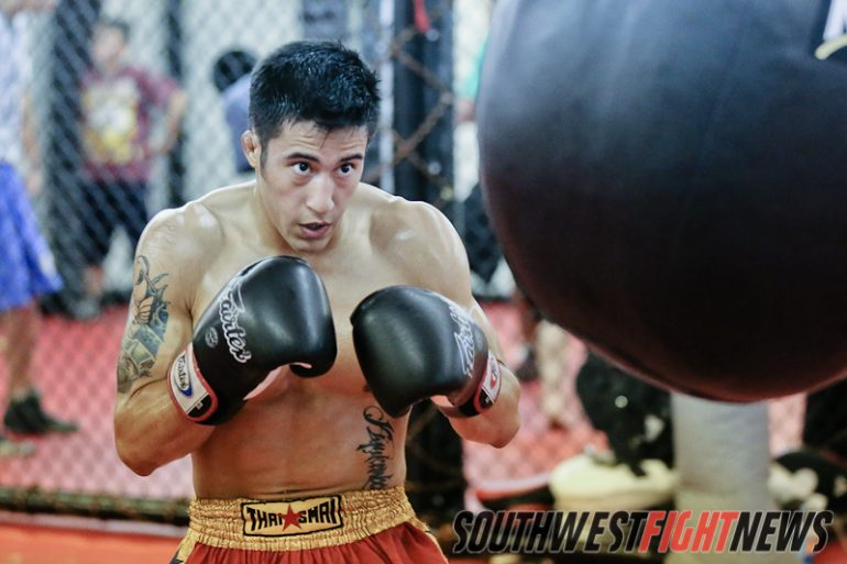 Joby Sanchez wins XFC Tryouts