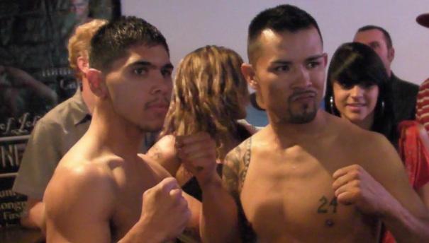 Josh Torres vs Raul Carrillo