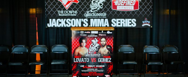 Jackson&#8217;s MMA Series IX Hits Tingley Coliseum