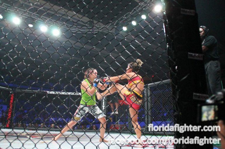 Nicdali Rivera-Calonoc vs. Angelica Chavez