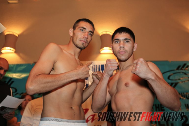 Joseph Gomez and Josh Torres Headline Warehouse Rumble II