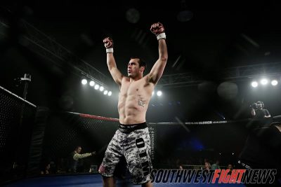 George Clynes Fighting for Lightweight MMA Summer Showdown Title