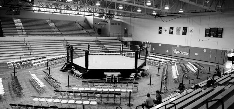 MMA Showdown in Gallup