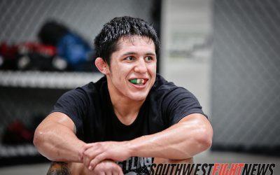 """""""Goyo"""" Prepares for UFC"""