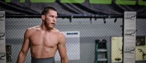 Hunter Tucker Prepares for upcoming bout