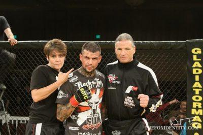 Gerald Lovato MMA