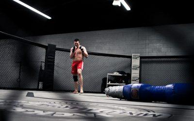 Jackson's/Winkeljohn MMA fighter Kyle Noke