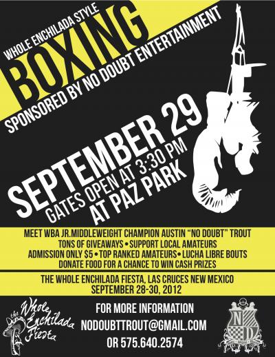 Whole Enchilada Boxing Poster-1