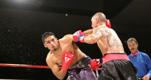 Undefeated Cristian Cabral and unwon Michael Coca Gallegos battle to draw.