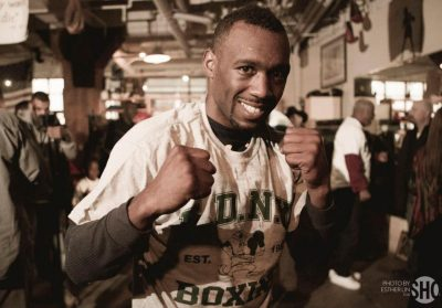 Austin Trout Open Workout