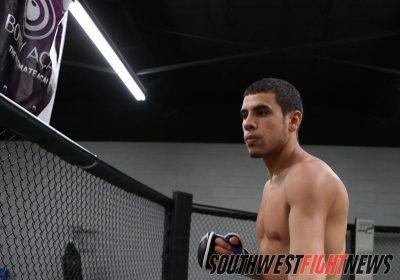Jackson's MMA Fighter Michael Asmar