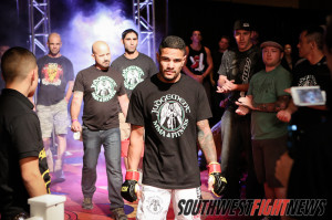 Adrian Cruz  (Photo Credit: Will Fox / Sherdog.com)