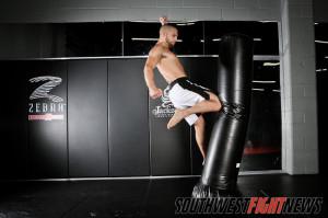 Jackson's MMA fighter Nick Urso