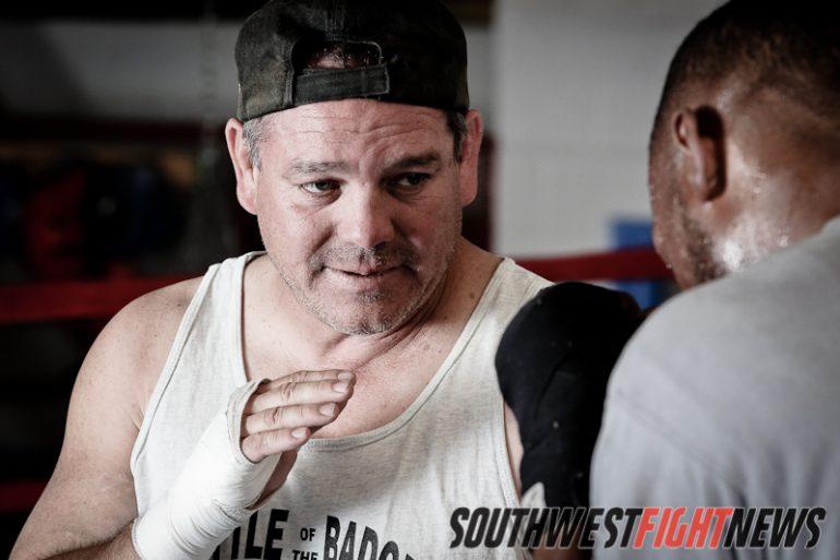 WBA Champ Austin Trout