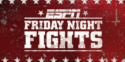 Espn Friday Night Fights Logo