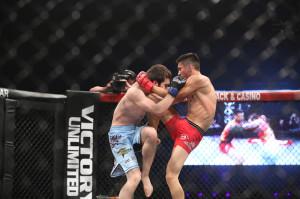 Jackson's MMA Fighter Ricky Esquibel    Photo Credit: Will Fox / Sherdog.com