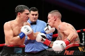 Raymond Montes vs. Tony Valdez