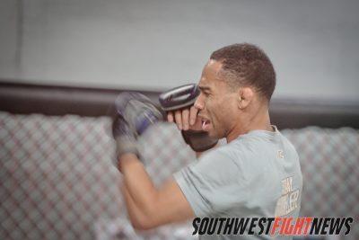 Jackson/Wink Fighter John Dodson
