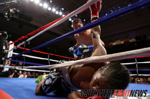 ESPN Friday Night Fights - Photos