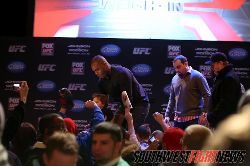 UFC on Fox 6