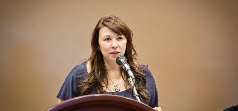 Teresa Tapia of Team Tapia