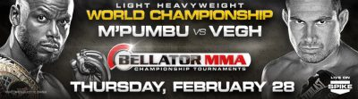 Bellator Rio Rancho February 28th