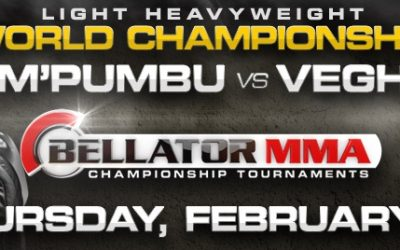 Bellator Rio Rancho February 28th