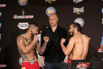 Bellator 91 Weigh-In