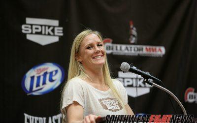 Photos form the Bellator 91 Presser