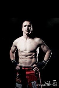 Jackson's Fighter Travis Marx