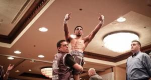 Cabral beat Sanchez