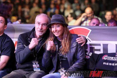 Heather Clark Makes Bellator Debut