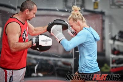 Holly Holm MMA