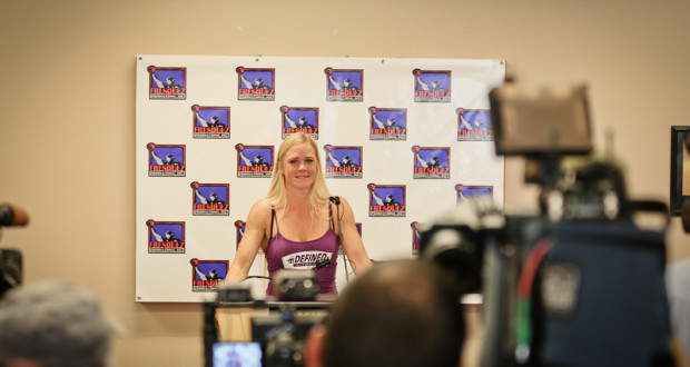 Holly Holm Retires