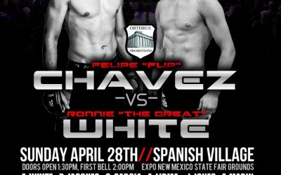 Triple A MMA Chavez White