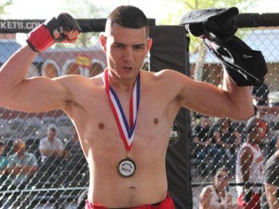 Felipe Chavez MMA