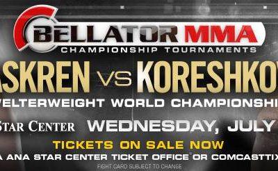 Bellator MMA Rio Rancho