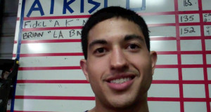 Brian Mendoza heading to 2013 Golden Gloves