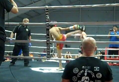 Elias Bowmen Kick